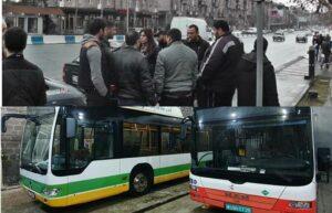 mec avtobusner bus voyage ynkerutyan koghmic yerevanin