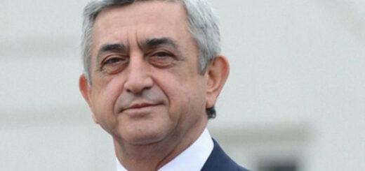 Serj Sargsyan kalanavorvec