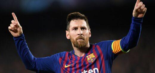 Lionel Messi ardzan