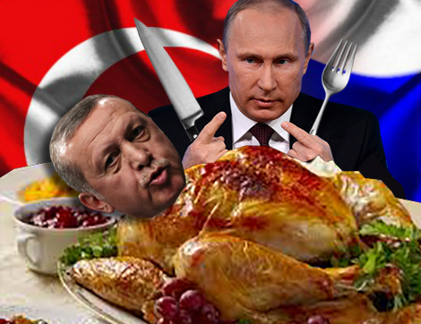 Russia vs Turkey
