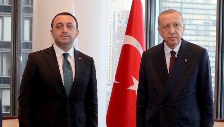 Gharibashvili Erdogan